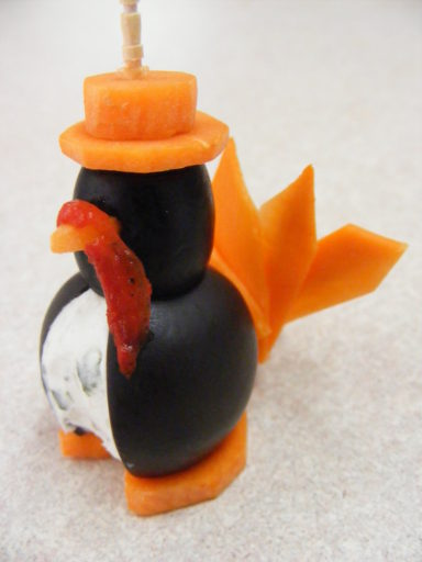 Thanksgiving Turkey Penguin